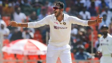 India vs England 4th Test 2021 Stat Highlights Day 1: Axar Patel's 4-for, Ravi Ashwin's Three Wickets Put Hosts in Command