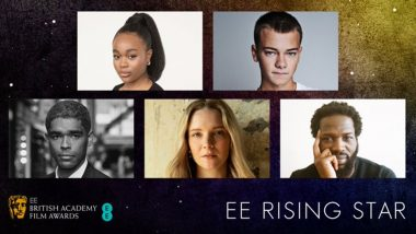 Here Are The Nominees For The Rising Star Award Category At The BAFTA 2021
