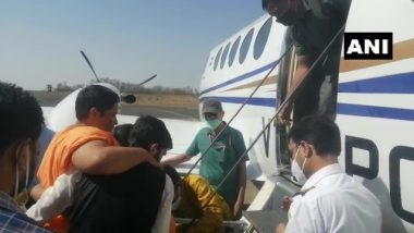 BJP MP Pragya Singh Thakur Complains of Breathing Issues, Taken to Kokilaben Hospital in Mumbai