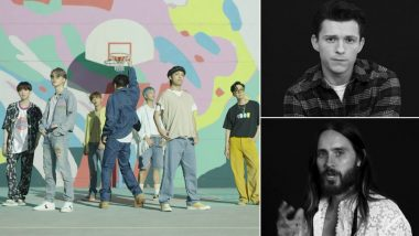 Tom Holland, George Clooney, Jared Leto Read Lyrics Of BTS' Dynamite For W Magazine And Twitterati Lose Their Mind