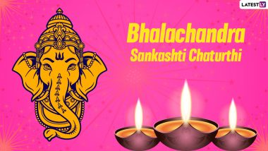 Happy Bhalachandra Sankashti Chaturthi 2021! Know More About The Date, Shubh Muhurat, Significance & Rituals Related To The Lord Ganesha's Vrat Festival