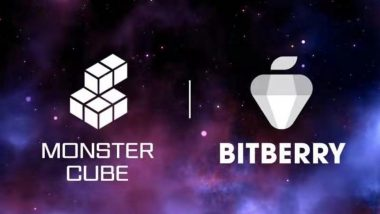 Monster Cube Announced the Launch of Bitberry Finance and BitberryDex