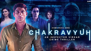 Chakravyuh: Prateik Babbar Hopes To Showcase His Versatility Playing a Cop in MX Player's New Series