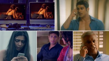 Chakravyuh Trailer: Prateik Babbar As Inspector Virkar Searches for the Wanted Cyber Criminal (Watch)