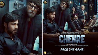 Chehre: Amitabh Bachchan-Emraan Hashmi Starrer Gets Postponed; New Release Date Yet To Be Finalised