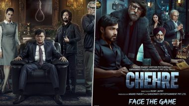 Chehre: An Upcoming Bengali Film, Anusandhan, Shares Uncanny Similarity with Amitabh Bachchan-Emraan Hashmi-Starrer and We Know Why! (Watch Video)
