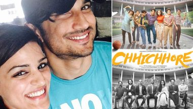 Chhichhore Wins National Award: Late Actor Sushant Singh Rajput's Sister Shweta Singh Kirti Gets Emotional and Says 'Wish You Were There'