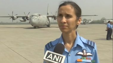 International Women's Day 2021: Wing Commander Shaliza Dhami Says 'Aircraft Doesn't Know Whether It's Male or Female Officer, Journey to Sit Their Says Everything'