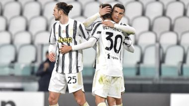 Juventus 3–2 Porto Goal Video Highlights: Cristiano Ronaldo's Side Knocked Out of UEFA Champions League 2020–21 On Away Goals