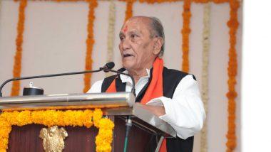 'God is Responsible', Says BJP MLA Yogesh Patel on Huge Gathering at Mahashivratri 2021 Event in Gujarat's Vadodara Amid COVID-19 Pandemic