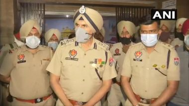 Tarn Taran: Nihang Sikhs Who Attacked Two Police Personnel Shot at by Police in Retaliation Leading to Their Death