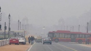 New Delhi Remains World's Most Polluted Capital for 3rd Consecutive Year, Reveals Study by IQAir