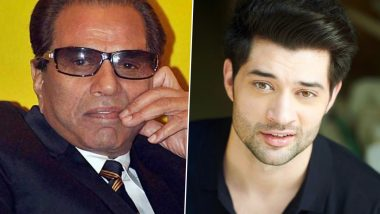 Dharmendra Deol Introduces Sunny Deol's Younger Son Rajveer and Announces His Debut Film