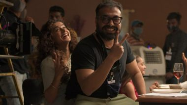 Do Baaraa: Anurag Kashyap Looks Joyous As He Restarts the Shoot of Taapsee Pannu-Starrer (View Pic)