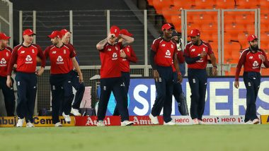How To Watch ENG vs WI Live Streaming Online T20 World Cup 2021? Get Free Live Telecast of England vs West Indies Group 1 Super 12 Cricket Match Score Updates on TV