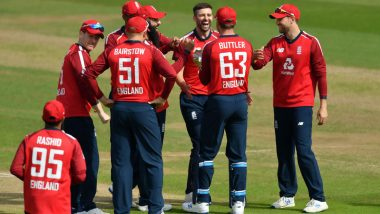 How To Watch ENG vs NZ Live Streaming Online T20 World Cup 2021? Get Free Live Telecast of England vs New Zealand Cricket Match Score Updates on TV