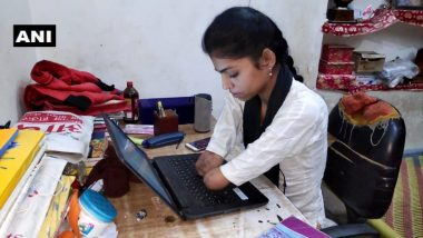 International Women's Day 2021: Woman in Uttar Pradesh's Moradabad Teaches Students With Amputated Hands