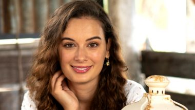 Evelyn Sharma 'Ready To Slay' Her Monday, Posts a Motivating Message