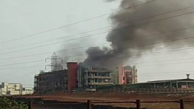 Maharashtra Blast: 4 Dead, One Critically Injured After Explosion at Chemical Factory in Ratnagiri