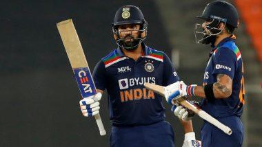 Arun Dhumal, BCCI Treasurer, Rubbishes Reports of Split Captaincy Between Rohit Sharma and Virat Kohli