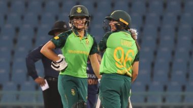 Lizelle Lee, Laura Wolvaardt Star as South Africa Women Register First T20I Series Win Over India Women