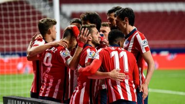 La Liga 2020–21 Match Result: Atletico Madrid Extend Lead at Top After 2–1 Win Against Athletic Club Bilbao