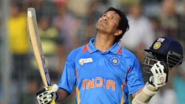 Sachin Tendulkar Takes Jofra Afrcher, Pat Cummins & Kagiso Rabada to Cleaners in ICC's 'Morphed' Video