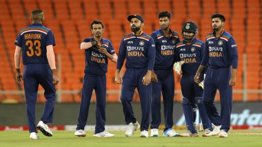 Team India's Home Season to Begin with New Zealand Series and End with T20Is Against South Africa