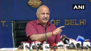 Arvind Kejriwal Only Leader with Vision, PM Narendra Modi Should Call Him to Discuss Schemes for Common People, Says Delhi Deputy CM Manish Sisodia