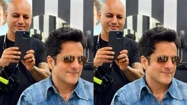 Fardeen Khan is Gearing Up for His Comeback in Bollywood and He Looks as Handsome as Ever!