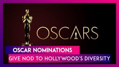 Oscar Nominations Give Nod To Hollywood's Diversity: Steven Yeun, Riz Ahmed, Chloe Zhao Make History