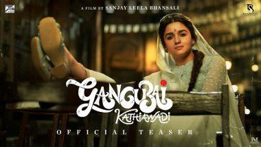 Gangubai Kathiawadi: Alia Bhatt's Film to Take the OTT Route Amid Rising COVID-19 Cases – Reports