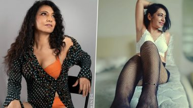 #AgeNotCage, Geeta J, Indian Teacher Turns Lingerie Model & Encourages Companies to Hire Older Women for Ad Campaigns, 52-Year-Old Is Smashing Ageist Beauty Standards Like Pro (See Pics)