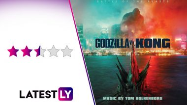 Godzilla vs Kong Movie Review: An Epic Monster Bash Dragged Down by a Disjointed Plot (LatestLY Exclusive)