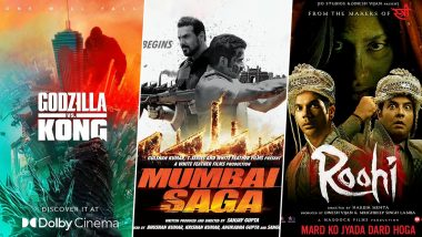 Godzilla Vs Kong Box Office Collection Day 1: The Hollywood Film Earns More Than The First Day Numbers Of Roohi And Mumbai Saga, Collects Rs 6 Crore