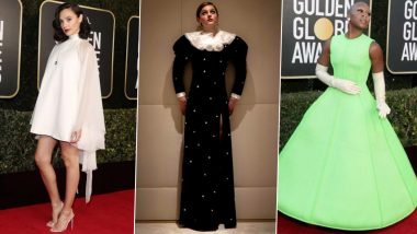 Golden Globes 2021: Gal Gadot, Emma Corrin, Cynthia Erivo and Others – Meet the Best Dressed Celebs From the Awards Night!