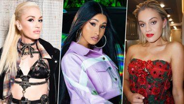 Gwen Stefani, Cardi B, Kelsea Team Up for iHeartRadio's International Women's Day Celebration