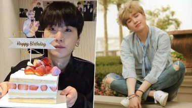 Happy Birthday Suga! BTS ARMY Share Cute Throwback Pics & K-Pop Videos of Yoongi on His Special Day As He Turns 28