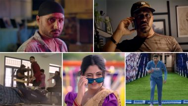 Friendship Teaser Review: Harbhajan Is a Confident Actor in Each Frame; Losliya Looks Charming!
