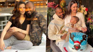 Hardik Pandya Wishes Wife Natasa Stankovic Happy Birthday As She Turns 29 (See Pics)