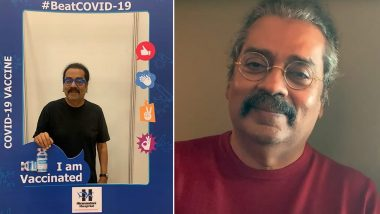 Hariharan Gets His First Dose of COVID-19 Vaccine (View Post)
