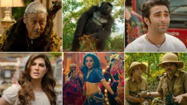 Hello Charlie Trailer: Aadar Jain and Jackie Shroff's Adventure-Comedy Film Is Full of Fun (Watch Video)