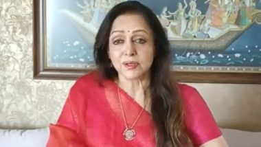 Hema Malini Prays for the Well-Being of Those Affected by COVID-19 (Read Tweet)