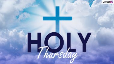 Maundy Thursday 2021 Date And Significance: History of The Covenant Thursday That Falls In The Holy Week