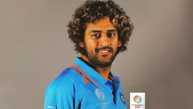 ICC Shares Hilarious Morphed Picture of MS Dhoni & Lasith Malinga as 2011 World Cup Completes 10 Years