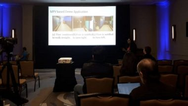 An Unparalleled Advancement – Isha Chaturvedi's Direction-Based Navigation App for Smart Glass Wearers Published in ACM ICI 2019