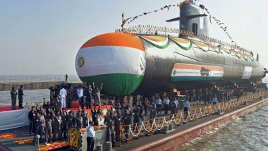 INS Karanj, 3rd Scorpene-Class Attack Submarine, Commissioned Into Indian Navy; Know All About The Warship