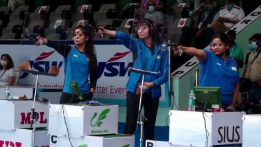 ISSF World Cup 2021 Croatia, Day 3 Live Streaming Online In India: Get Free Live Telecast of Shooting World Cup on TV