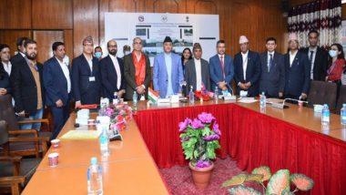 India Provides NRs 800 Crore Financial Aid to Nepal for Road Construction Project
