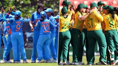 How To Watch India Women vs South Africa Women 1st T20I 2021 Live Streaming Online in IST? Get Live Telecast of IND W vs SA W Match on TV in India